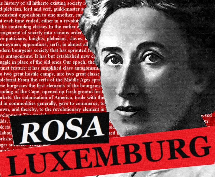Rosa Luxemburg amazon