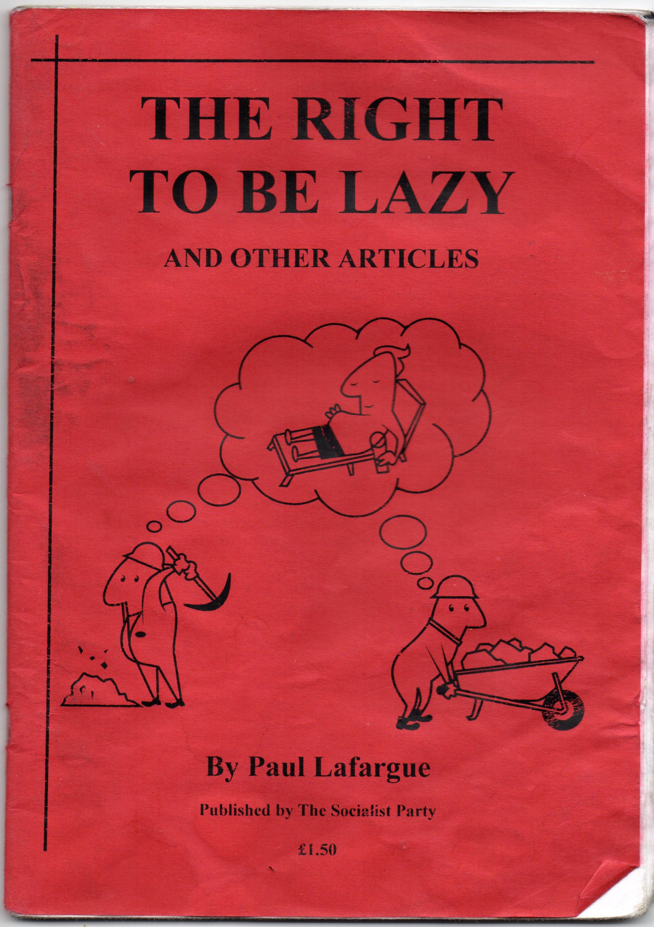 lafargue-the right to be lazy